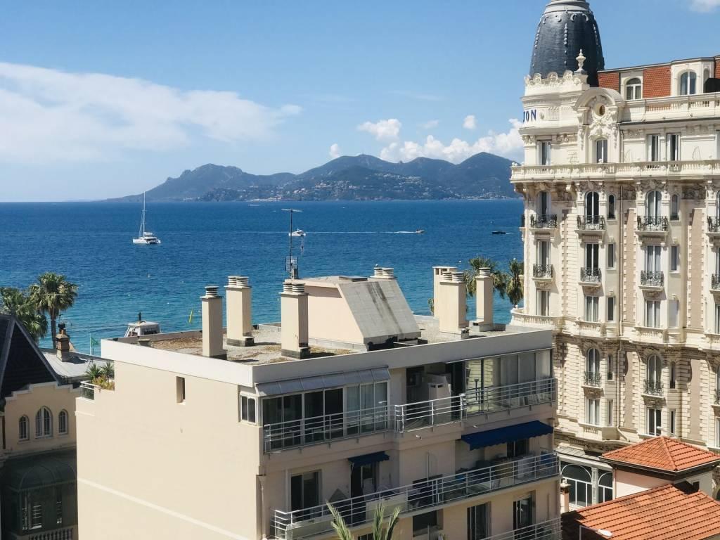 Seasonal rental Penthouse Cannes Croisette