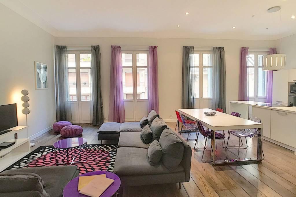 Seasonal rental Apartment Cannes Banane