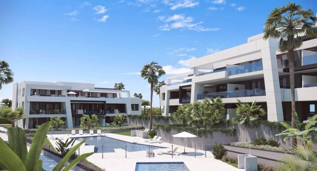 Nouvelle construction/Incroyable appartement de luxe avec une vue magnifique sur la mer
