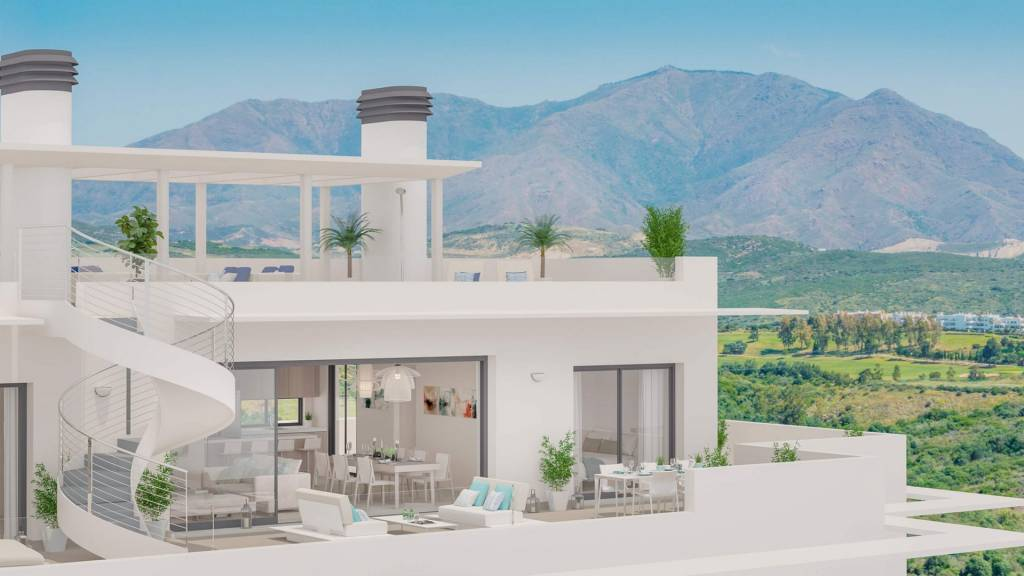 Nouvelle construction / Incroyable appartement dans un domaine privé de luxe