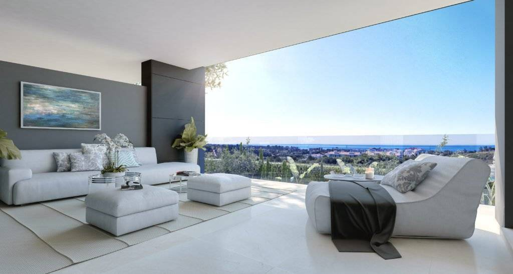 New construction/Incredible luxury apartment with wonderful views