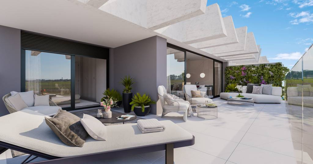 New construction / Beautiful and luxurious houses in Estepona