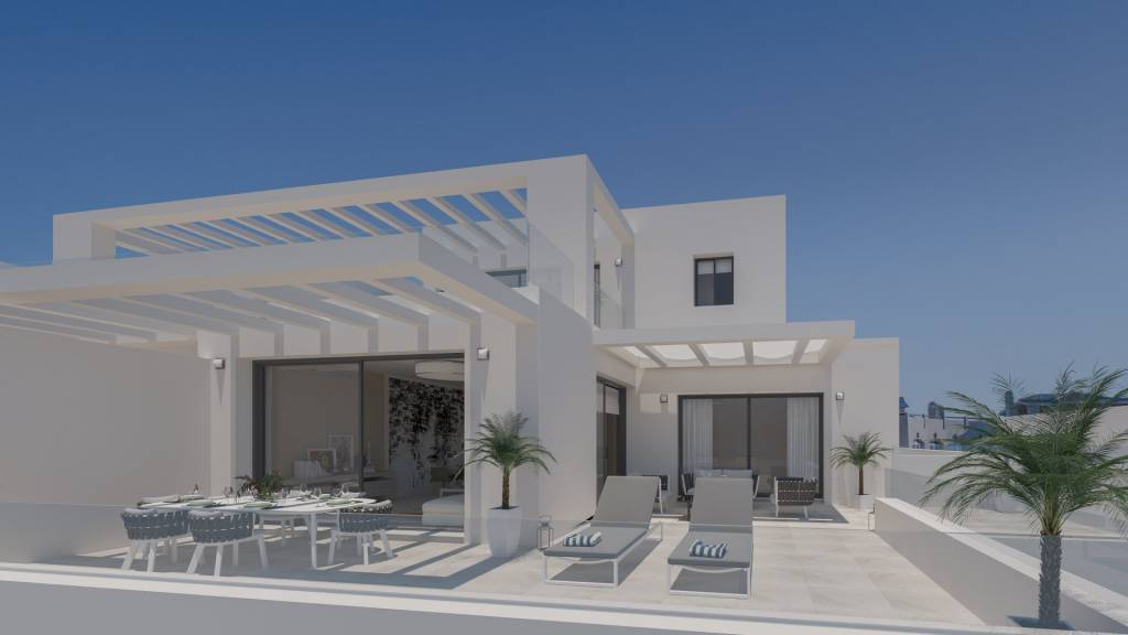 New construction. Incredible luxury apartment in Estepona