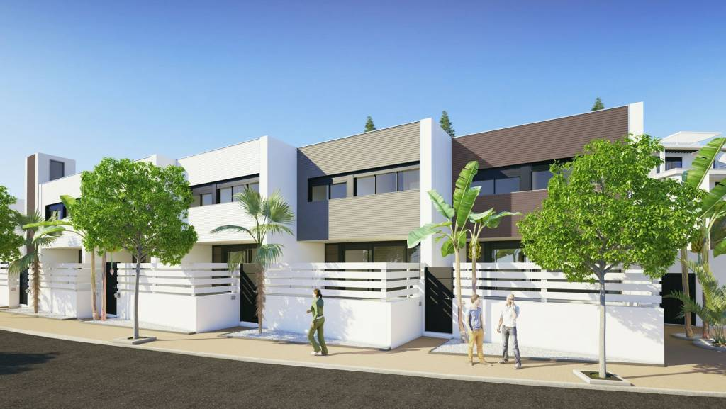 New construction / Wonderful townhouse 10 minutes from Puerto Banús