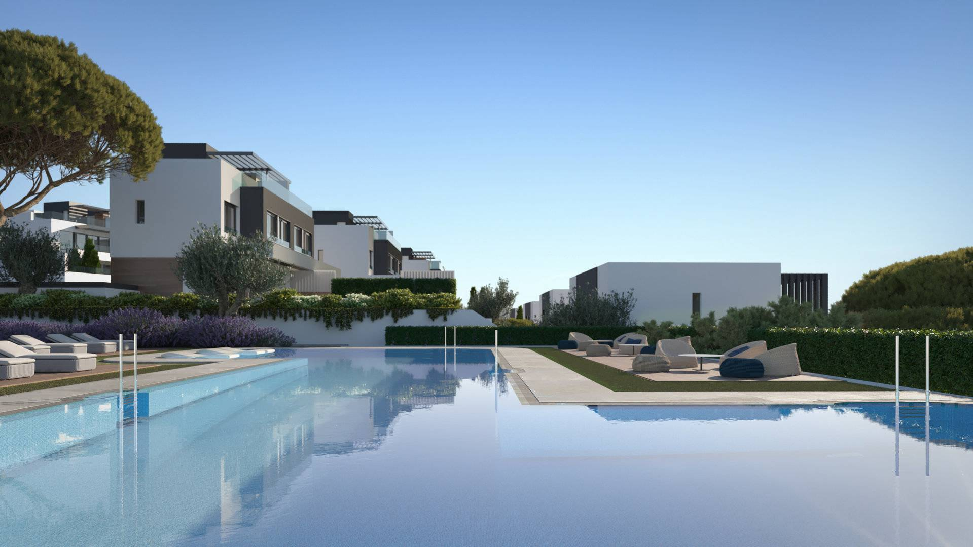 Programme Villa jumelée Estepona