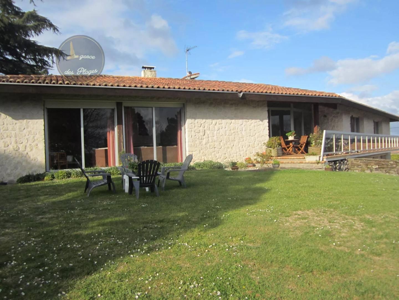 Vente Maison Saint-Fort-sur-Gironde