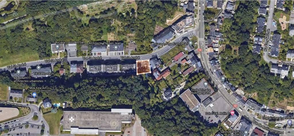 Sale Duplex Luxembourg Centre ville