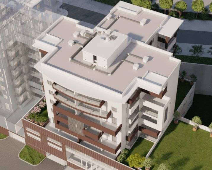 Development Apartment Ajaccio