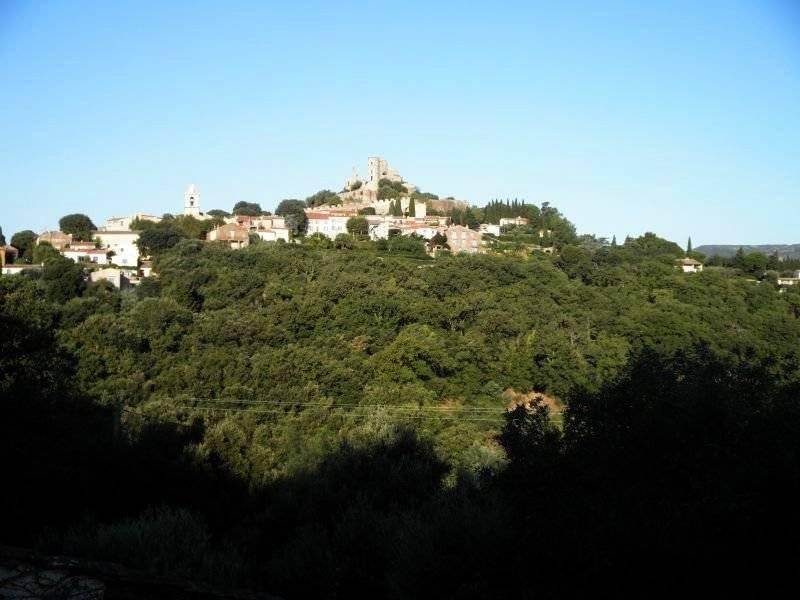 Belle villa à vendre au pied du village de Grimaud