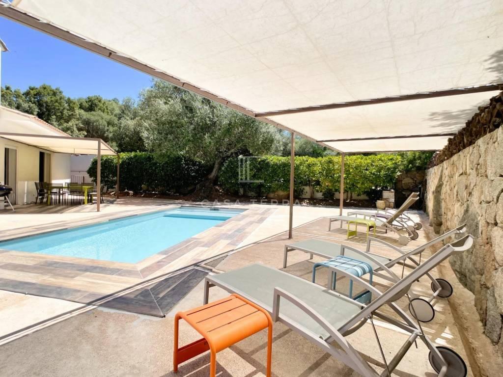 ORSA - Villa 5 chambres avec dépendance / Cirindinu