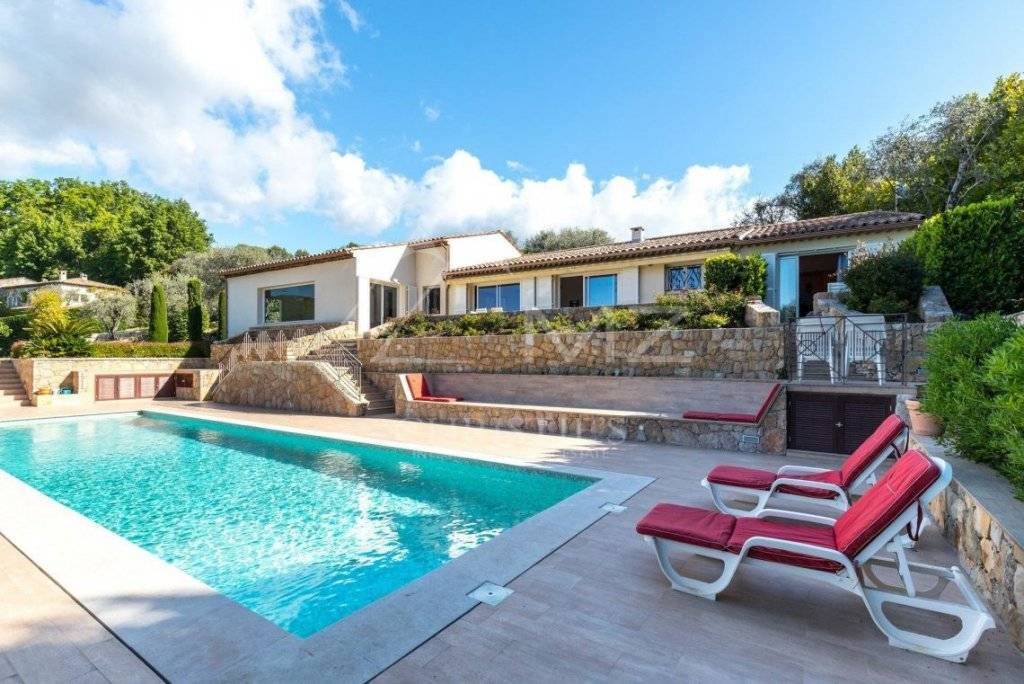 CANNES FOR SALE - BACKCOUNTRY - BEAUTIFUL MODERN BASTIDE