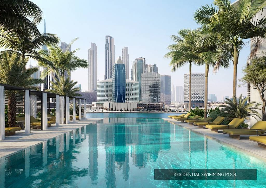 Luxurious Penthouse W/Private Pool   The Residence by Dorchester Collection