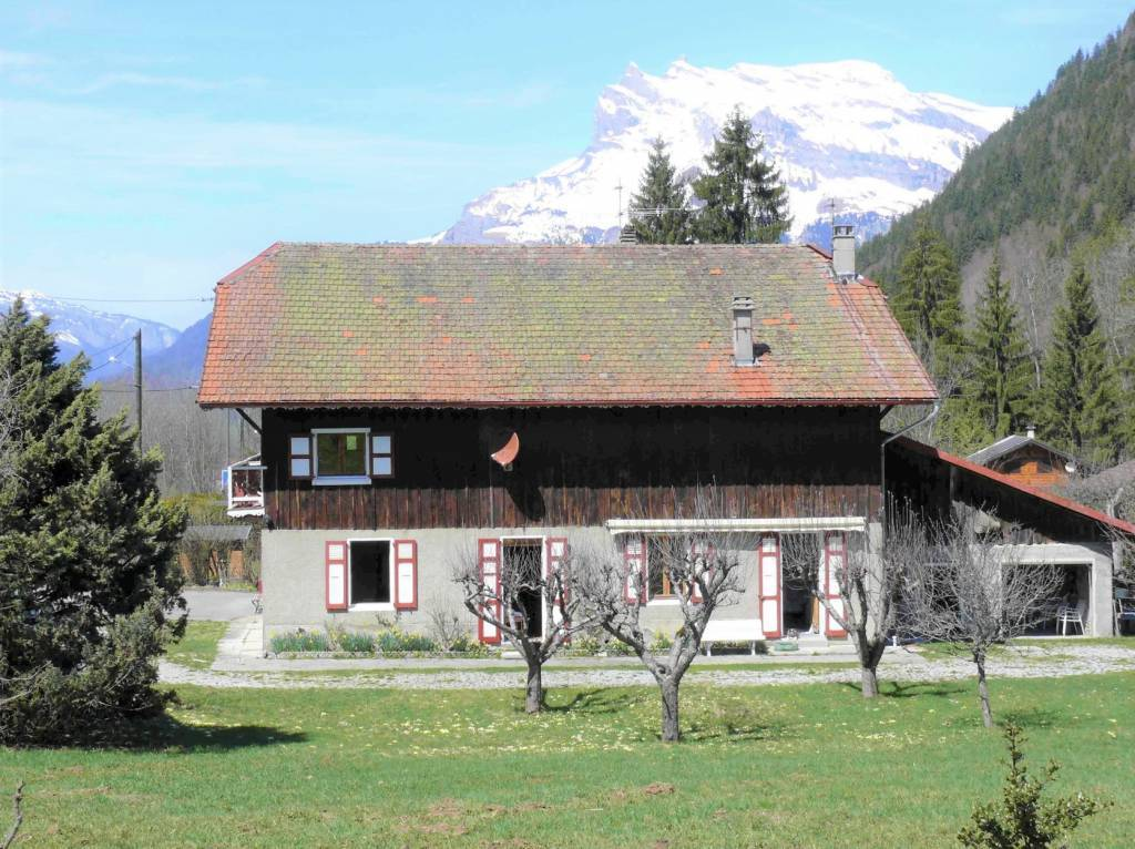 Rare renovation project in St Gervais-les-Bains