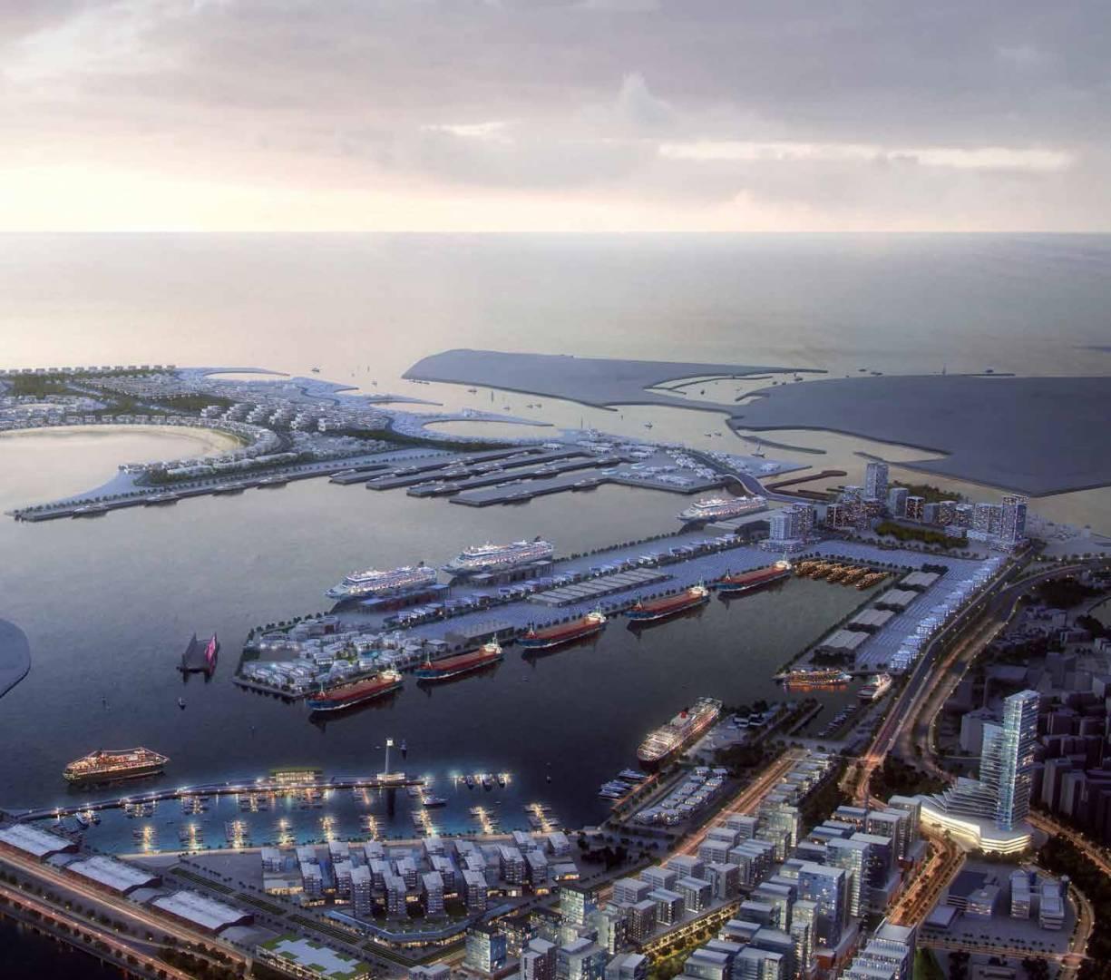 1 5 Dubai Maritime City