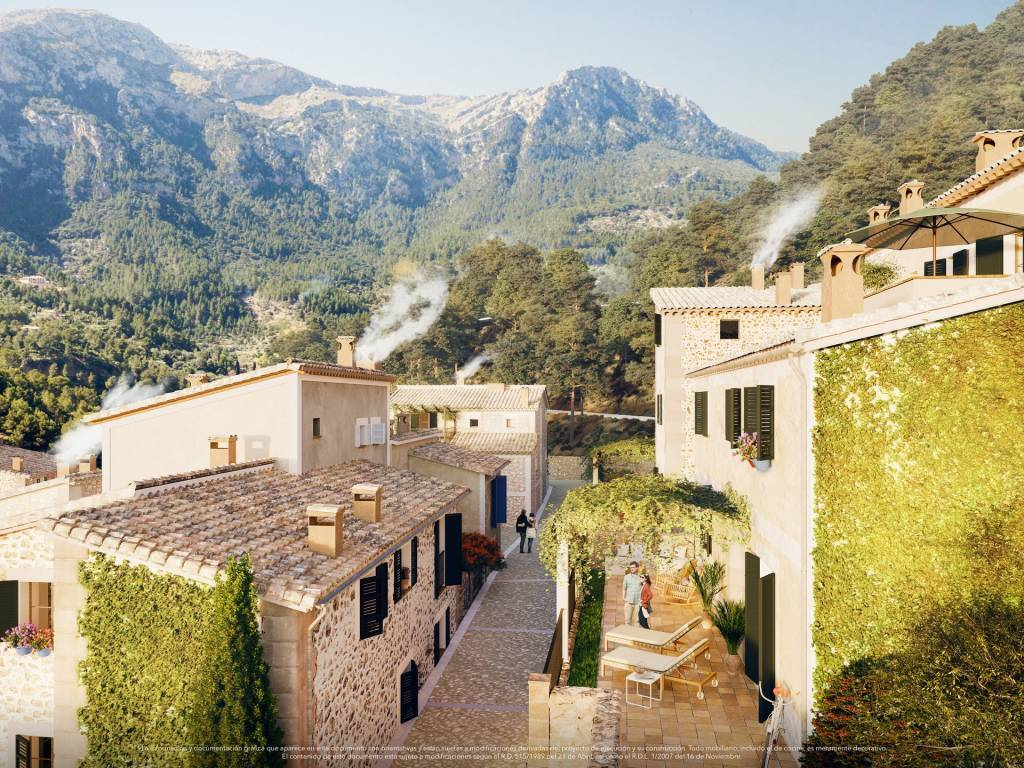 Dream Houses in the Magical Village of Deià