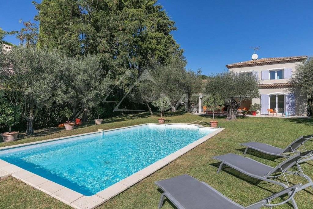 Wonderful Property On The Market in Mougins France
