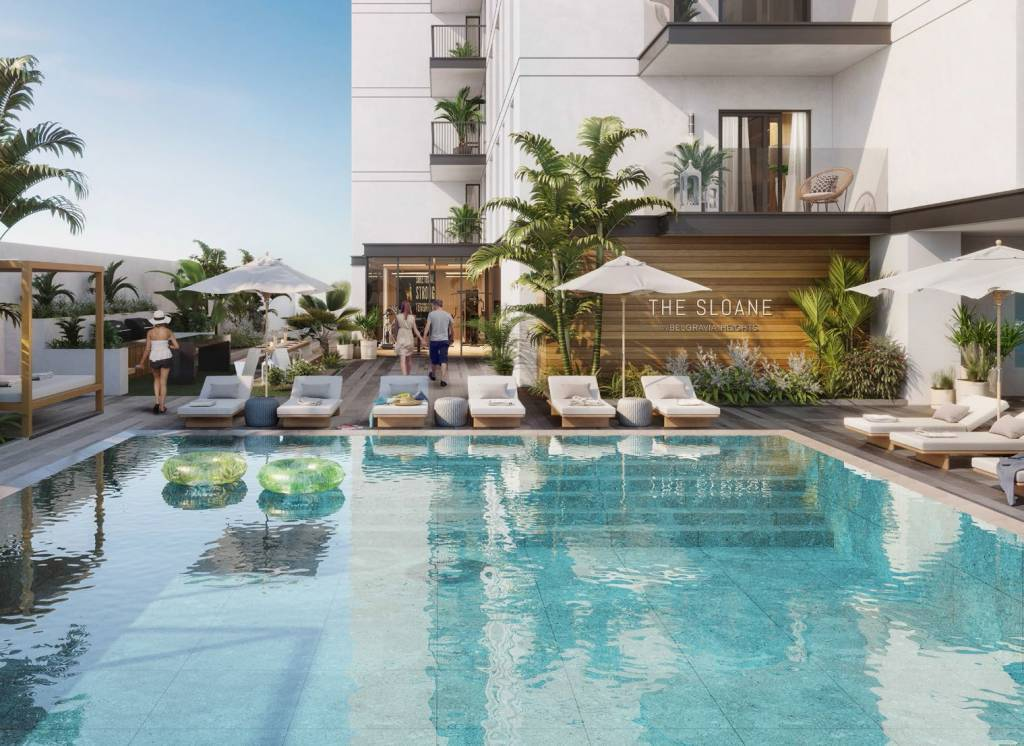 NEW LAUNCH   MIAMI INSPIRED APARTMENTS    BITCOIN ACCEPTED