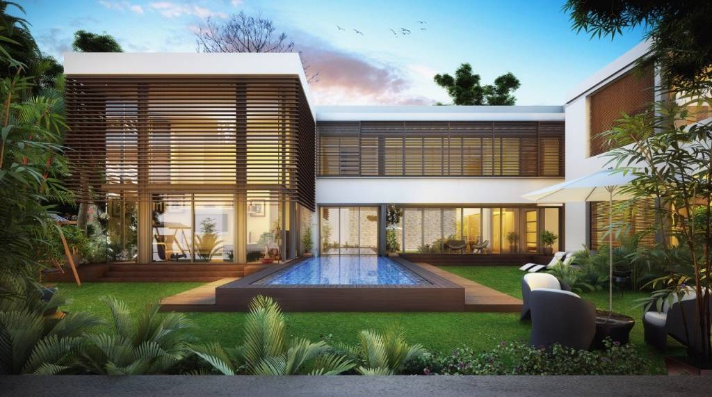 THE NEW STANDARD OF LUXURY - FOREST VILLAS