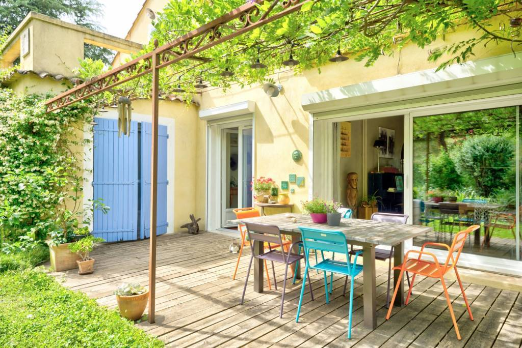 Charming house close to the centre of Aix