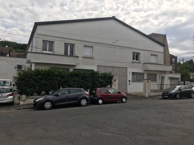 Immeuble loué Neuilly/Marne