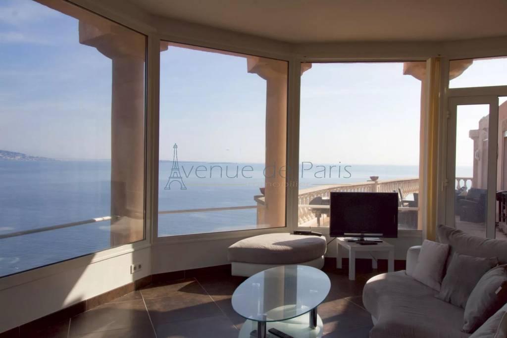 Villa/ Appartement à Théoule sur mer