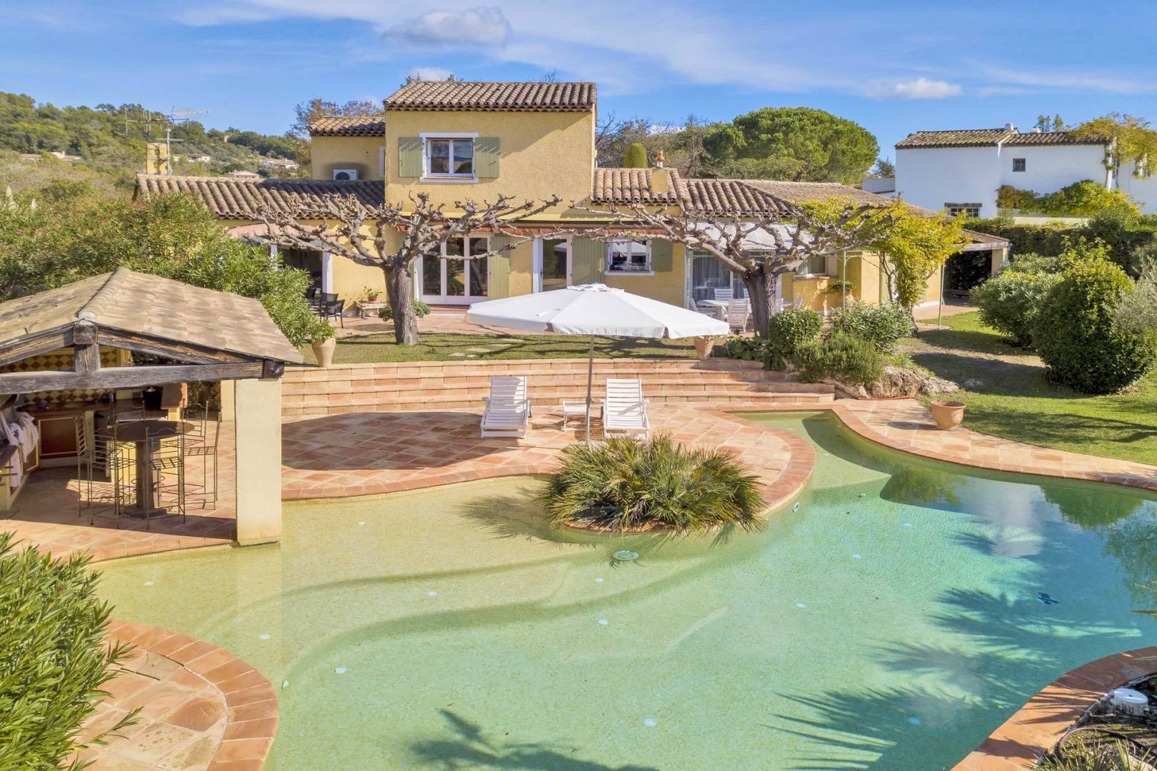 Sale Villa Plascassier