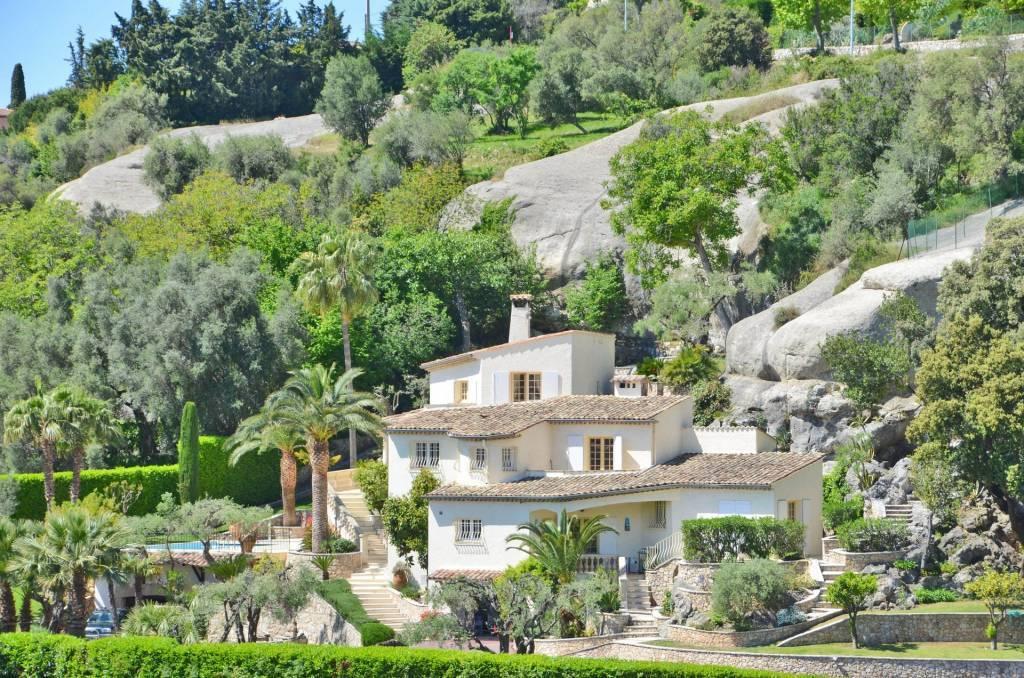 Sale Villa Tourrettes-sur-Loup