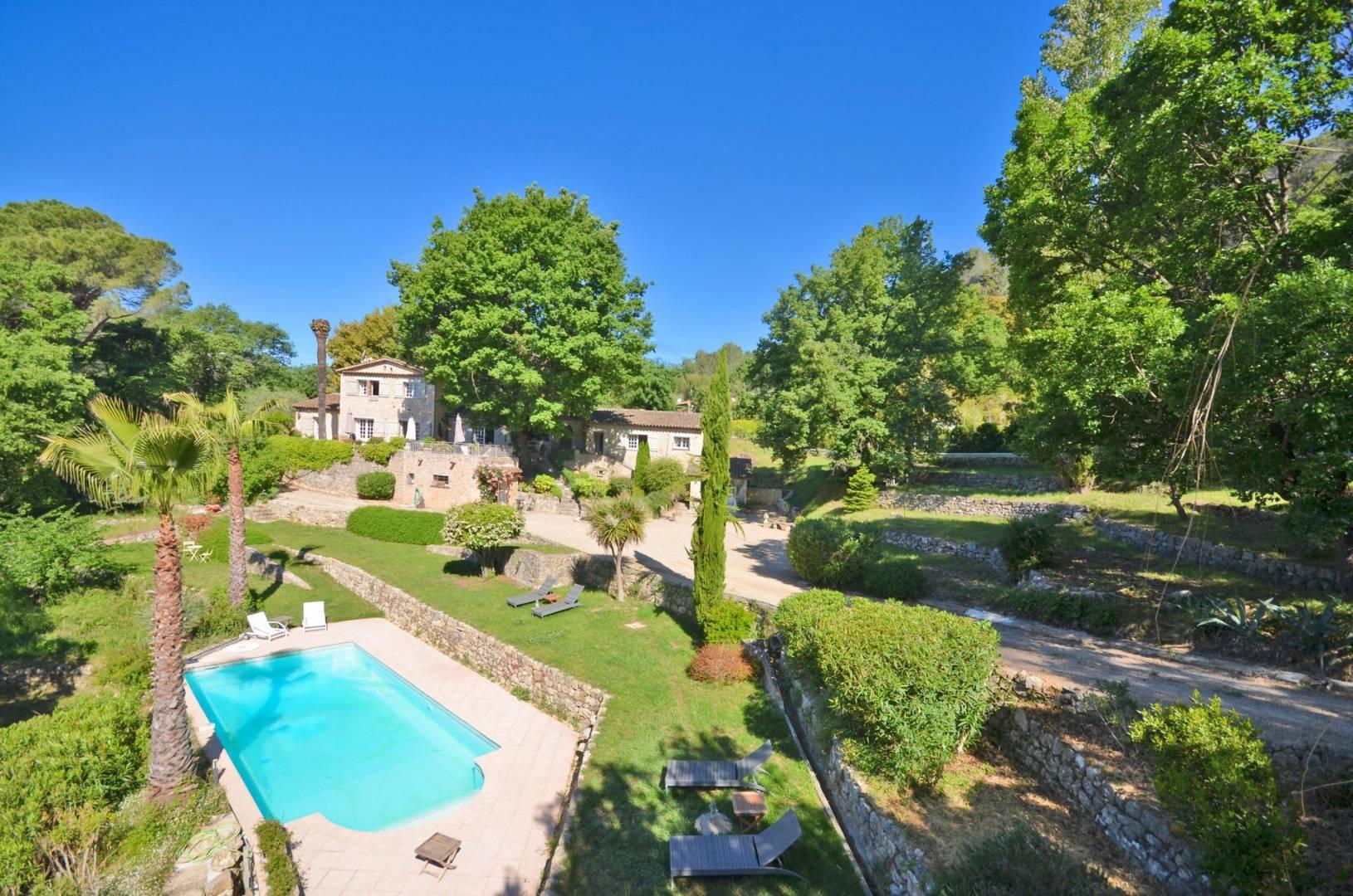 Vente Villa Le Tignet
