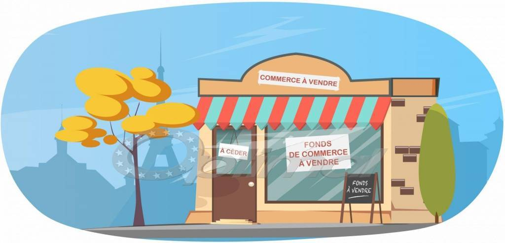 Sale Business assets Menton Centre