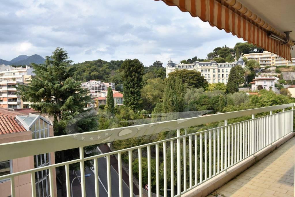 Mentone immobiliare - Bilocale - balcone - cantina - garage