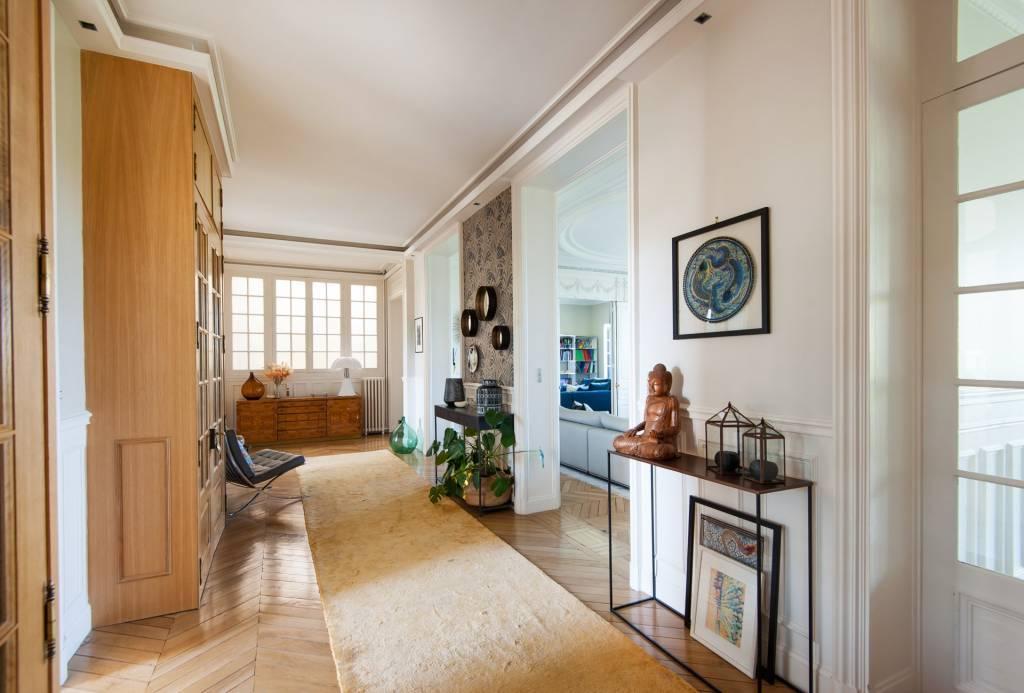 Appartement familial de 240m2, Paris 7