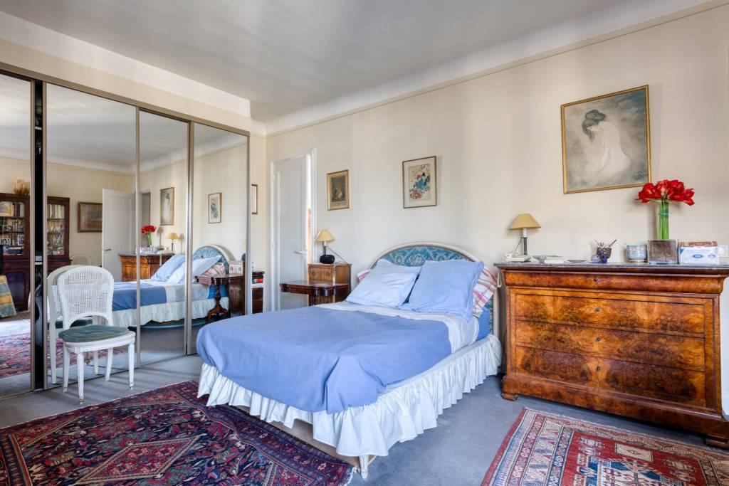 Appartement familial de 111m2, la Motte Picquet