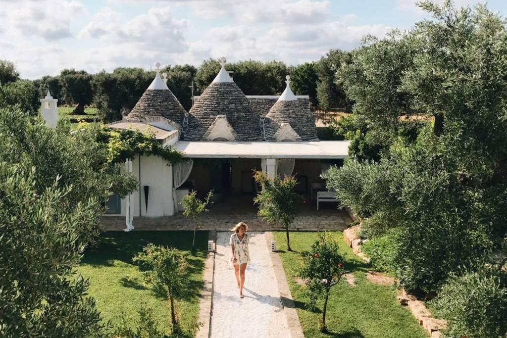 Location Villa Trullo Alice - Les Pouilles, près de la mer