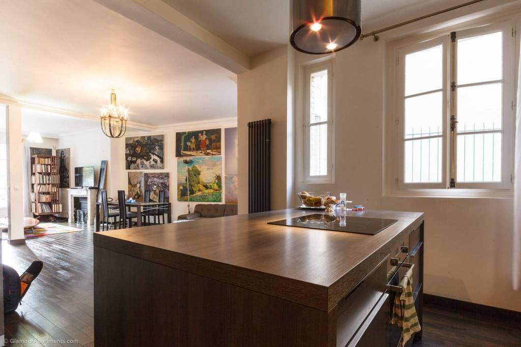 Location appartement avenue Lowendal 75007