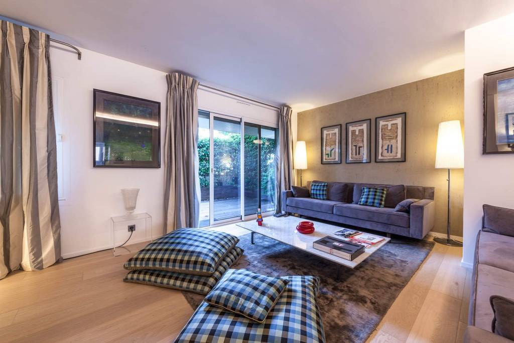 Duplex meublé - Paris 16ème