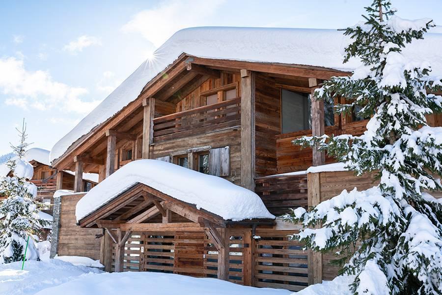 Chalet d'exception au Mont d'Arbois - Agence Antonin Allard