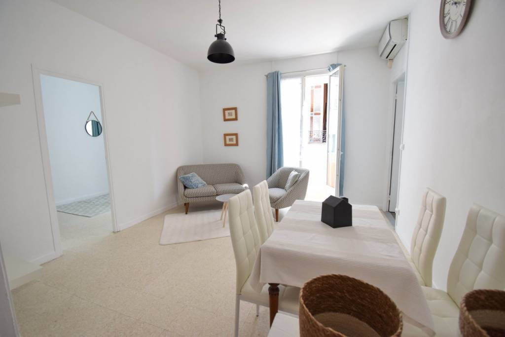 Rental Apartment Nice Gambetta