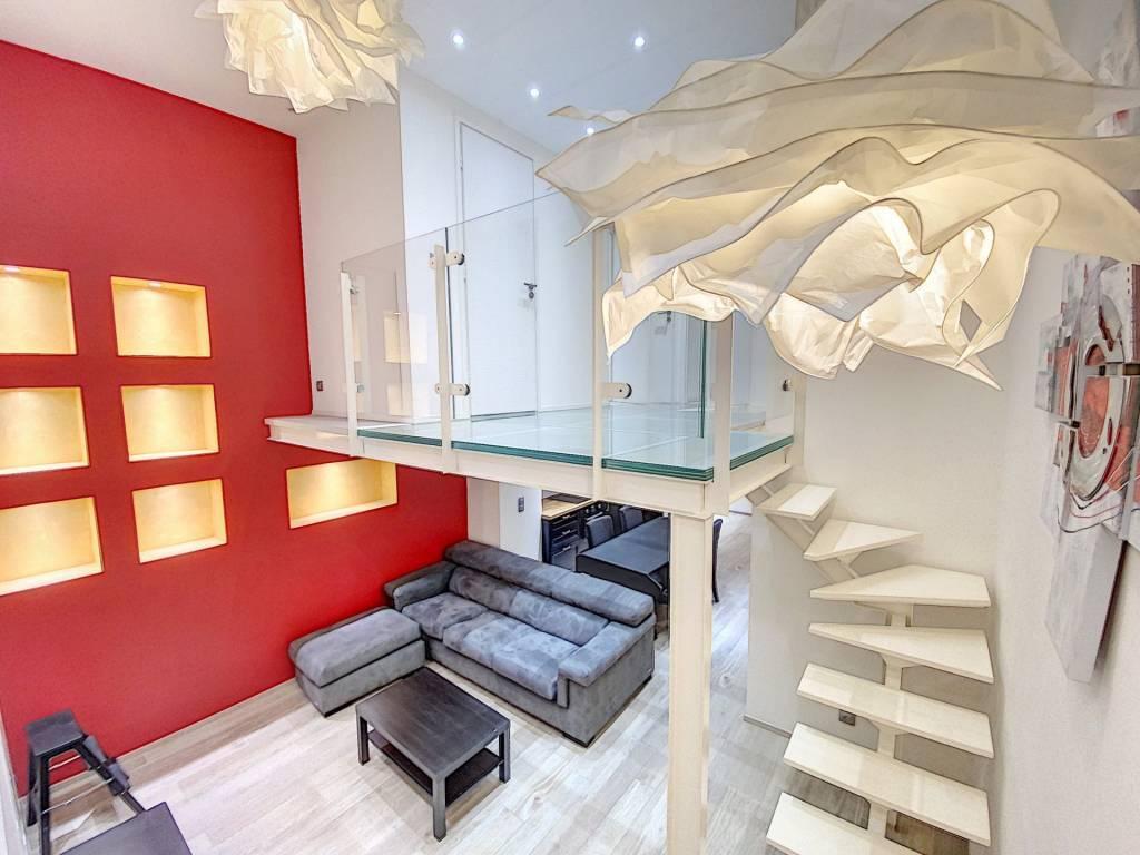Sale Duplex Nice Libération