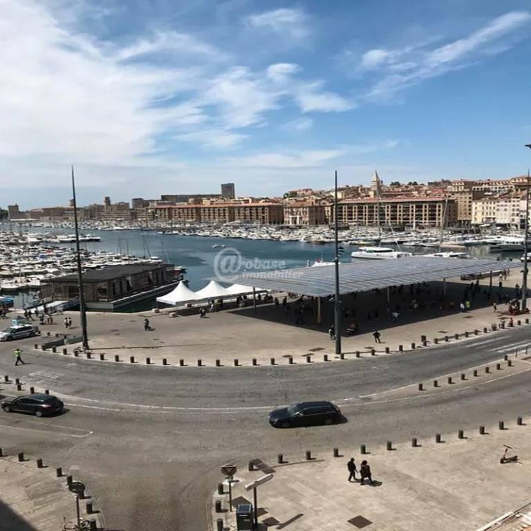 Appartement T3 Vieux port