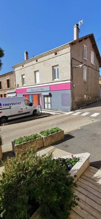 Vente Immeuble Saint-Étienne