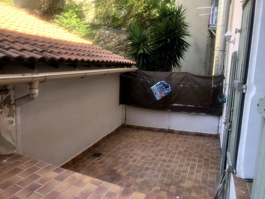 T3 avec terrasse au calme