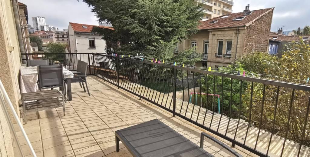 Sale Apartment Saint-Étienne Bellevue Solaure