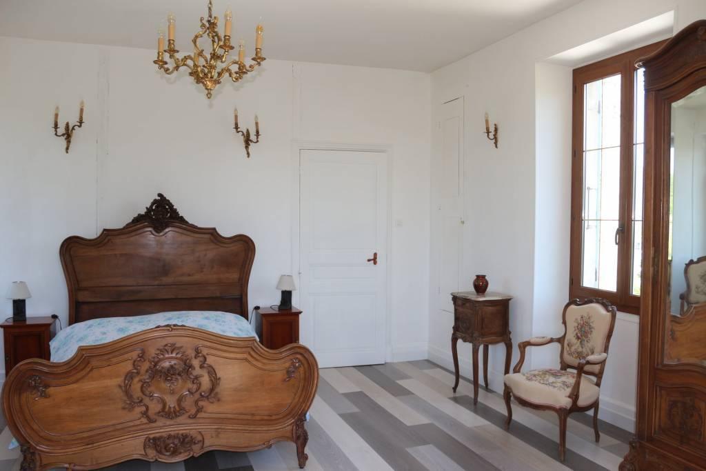 Chambre Lustre Parquet