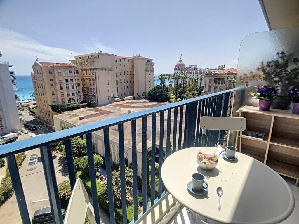 RENTAL - Apartment 1P Nice Carré D'Or 2 minutes to the beach!