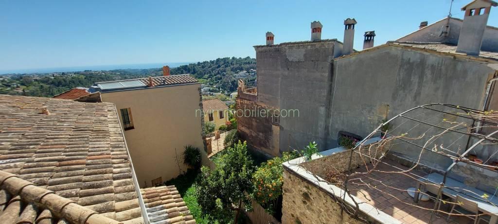 Atypique Maison de village 6P au calme absolu double jardin et terrasse 24m2 vue mer