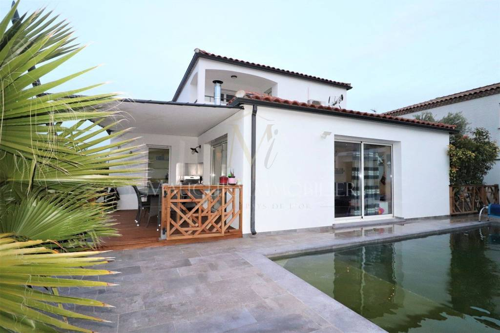 VILLA CONTEMPORAINE T4/5