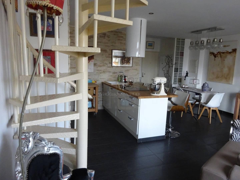 Kitchen Tile Wooden floor