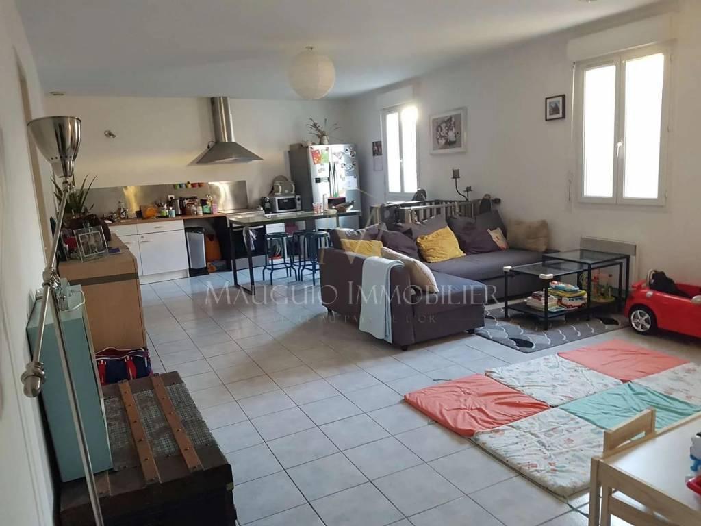 Appartement F3 avec garage