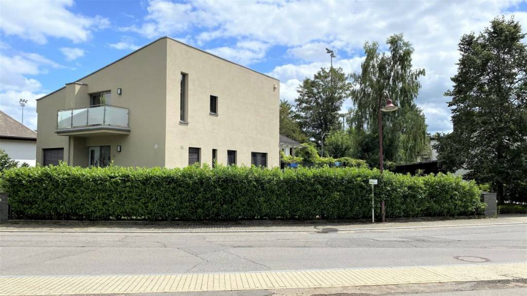 Freistehendes Einfamilienhaus in ruhiger Lage von Steinfort