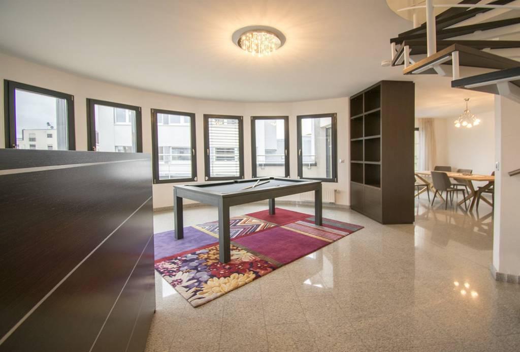 Appartement Penthouse sur deux étages au coeur de la Ville